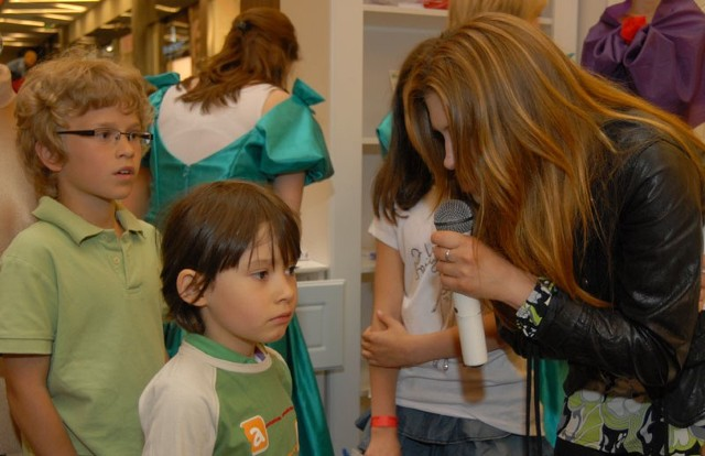 Dzień Dziecka Dzień Dziecka w Milenium Hol w Rzeszowie