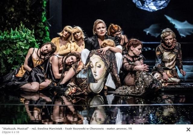 Stańczyk. Musical to jeden z pozakonkursowych spektakli, które zobaczymy podczas inauguracji.