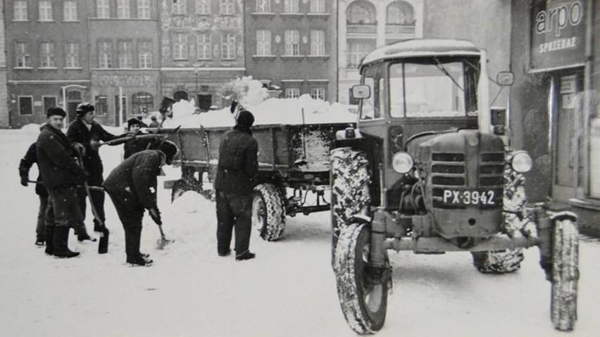 Zima stulecia, czyli jak śnieg sparaliżował Poznań
