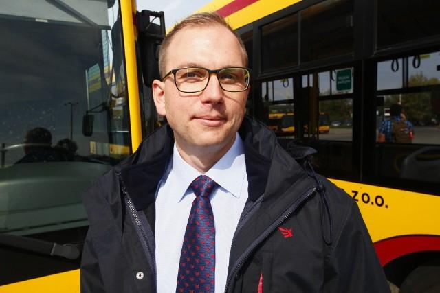 Sebastian Mlonka wygrał Bus-EM Eropean Busdriver Championship, czyli mistrzostwa Europy kierowców autobusów miejskich.