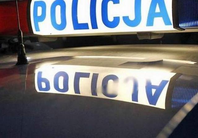 Mężczyzna został zatrzymany przez policję.