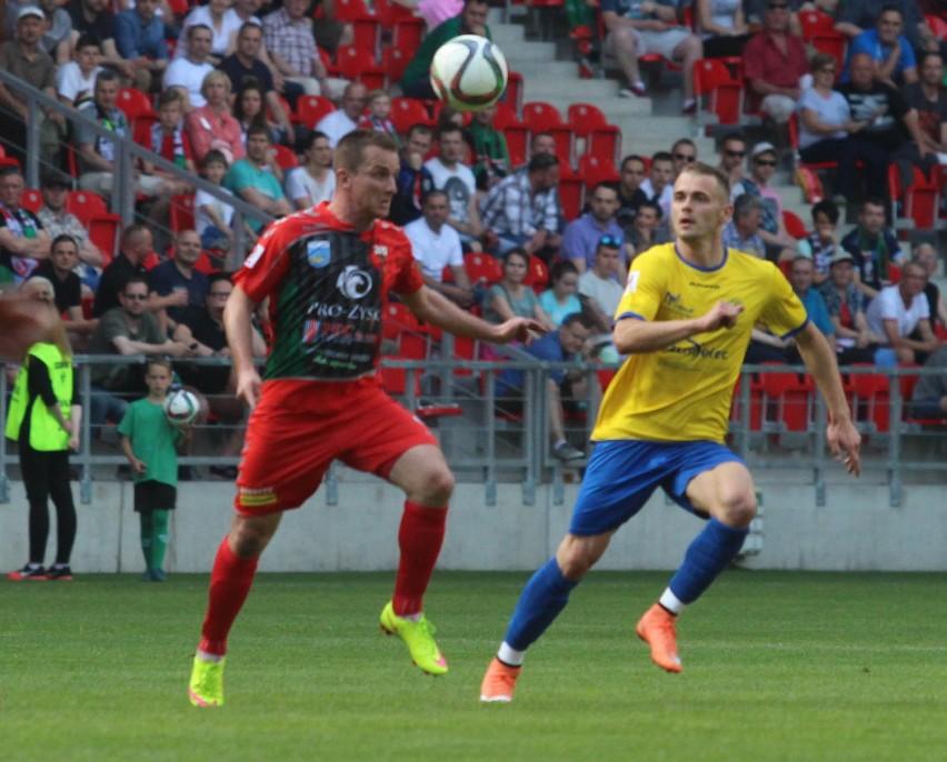 Wracający do 1. ligi piłkarze GKS-u Tychy rozpoczną sezon od...