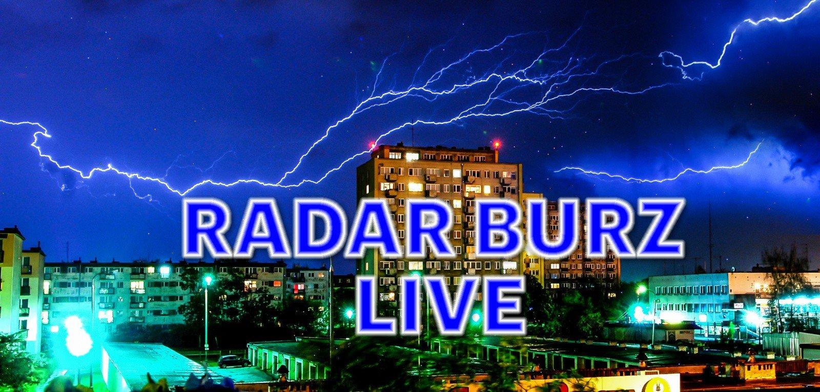 Gdzie jest burza? Radar burz online. Mapy wyładowań. Gdzie już jest burza i gdzie będzie grzmieć. Ostrzeżenia IMGW [radar meteo] 24.05.2020 | Express Bydgoski