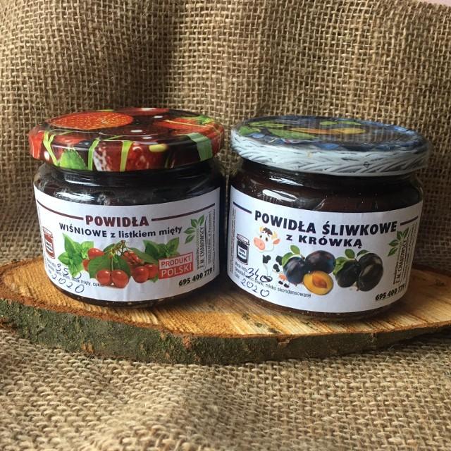 Sklep z lokalną żywnością oferuje ponad 180 produktów.