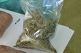 9 kilogramów marihuany trzymał w garażu (zdjęcia)