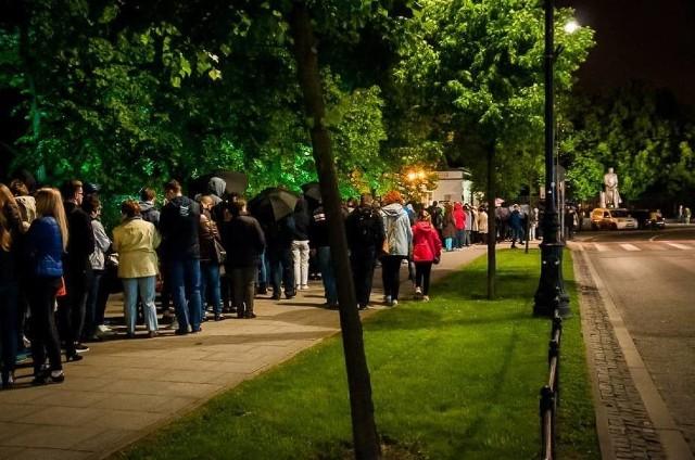 Noc Muzeów to impreza, która rokrocznie przyciąga prawdziwe tłumy.