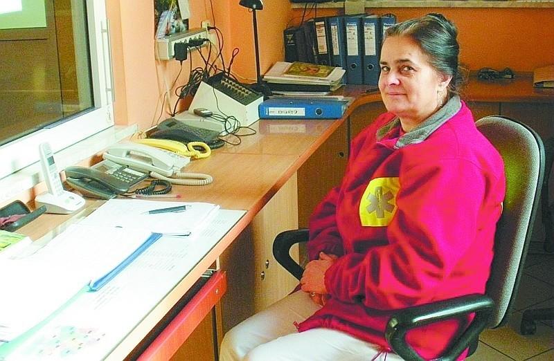 – Nie bądźmy egoistami – apeluje Elżbieta Wielgat z grajewskiego pogotowia. – Przez takie głupie żarty zespół ratunkowy może nie dotrzeć do osób faktycznie potrzebujących pomocy