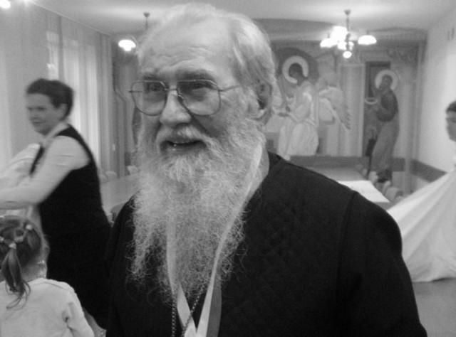 Ksiądz Eugeniusz Konachowicz nie żyje. Zmarł w wieku 92 lat