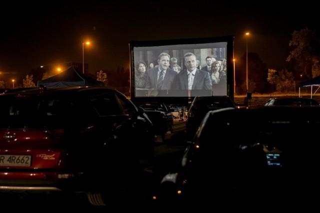 Film będzie można zobaczyć na ekranie o powierzchni 150 m kw.