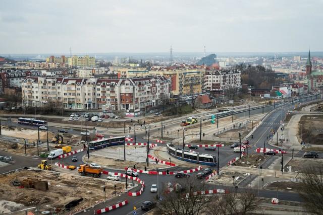 Rozbudowa ul. Kujawskiej jest już na finiszu.