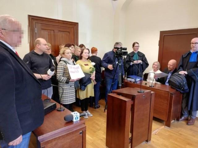 Początek procesu Romana S., 24 kwietnia 2019 r.