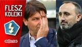 Flesz 19. kolejki Ekstraklasy: Adios, entrenadores