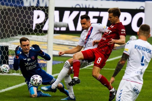 Wisła Kraków wygrała z Rakowe Częstochowa 3:2Zobacz kolejne zdjęcia. Przesuwaj zdjęcia w prawo - naciśnij strzałkę lub przycisk NASTĘPNE