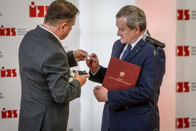 Wizyta Piotra Glińskiego w Gdańsku 10.08.2020