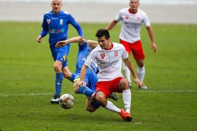 Kamil Antonik nie może już w tym sezonie występować w drużynie rezerw