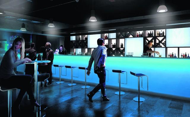 Tak będzie wyglądał tzw. sport bar