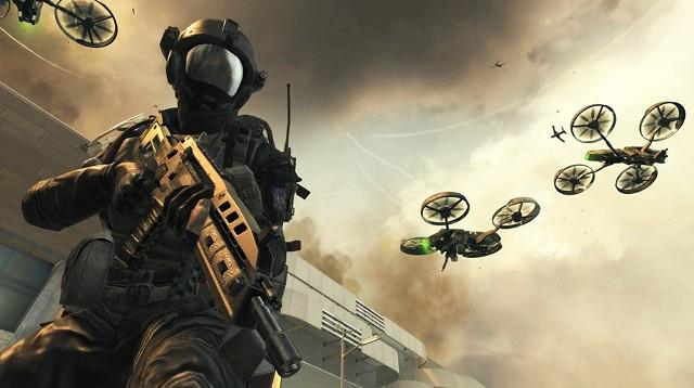 Call of Duty: Black Ops IICall of Duty: Black Ops II. Gra jest dokładnie taka, jak można się było spodziewać. I sprzedaje się tak, jak można było się spodziewać. Czyli rewelacyjnie.