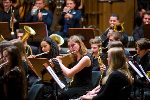 WOW Zimowe Warsztaty Orkiestrowe 2016 przyciągnęły tłumy słuchaczy