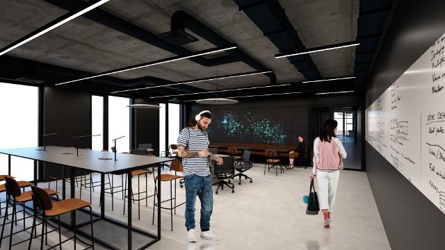 Centrum Technologii Kreacyjnych będzie przyjazną przestrzenią do pracy