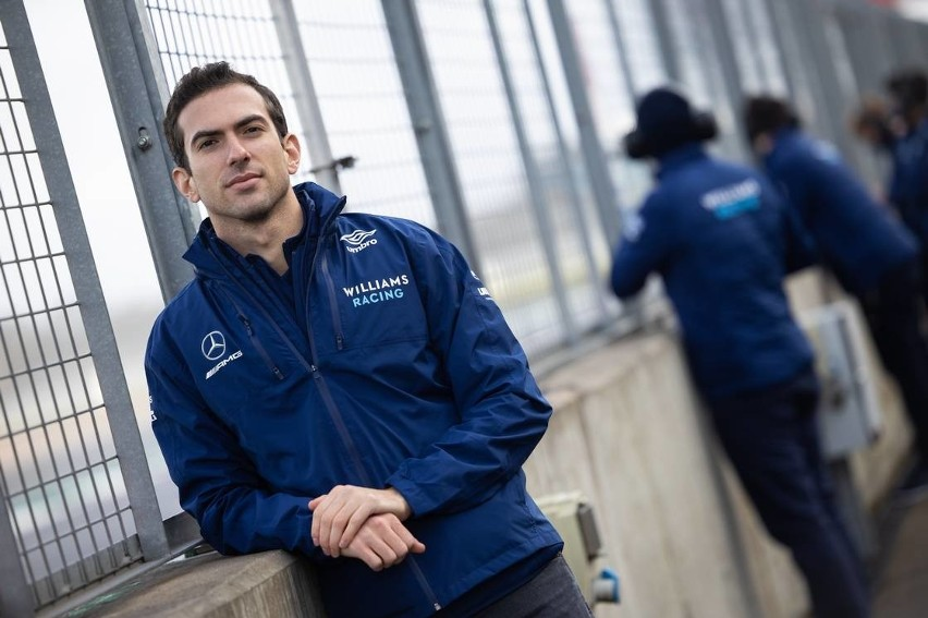 Nicholas Latifi w 2019 r. zajął drugie miejsce w Formule 2....