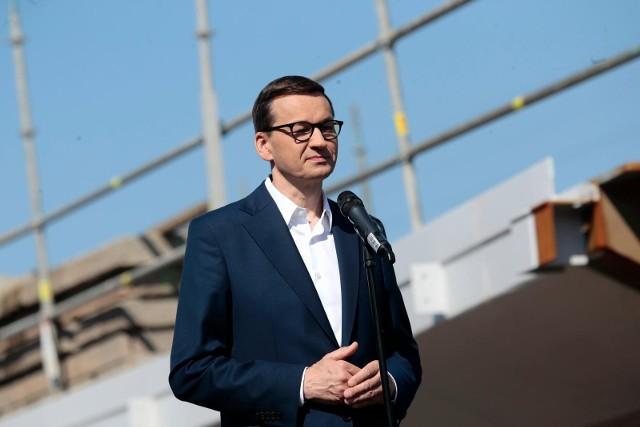 Mateusz Morawiecki w Lubuskiem. Premier odwiedzi m.in. strefę gospodarczą w Zielonej Górze