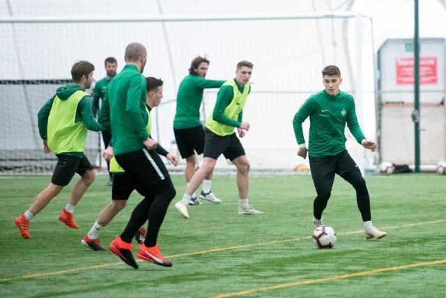 Piłkarze Warty od niedzieli znów mogą trenować tak jak przed pandemią