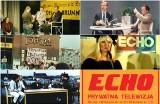 Tak wyglądała pierwsza w Polsce prywatna telewizja - PTV Echo [FILMY I ZDJĘCIA]