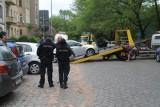 Straż miejska robi porządek z parkowaniem w centrum. Uwaga na tych ulicach!
