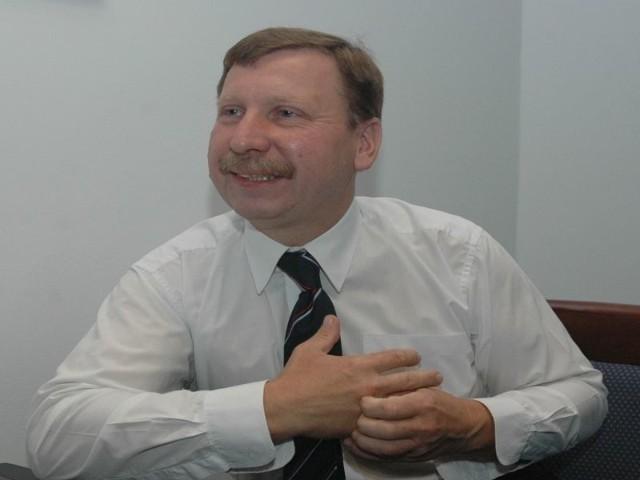 Henryk Maciej Woźniak w swej karierze był już prezydentem Gorzowa, przewodniczącym sejmiku oraz senatorem