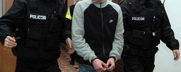 22-letni Artur L. przyznał się do zarzucanych mu czynów. Trafił do aresztu na trzy miesiące
