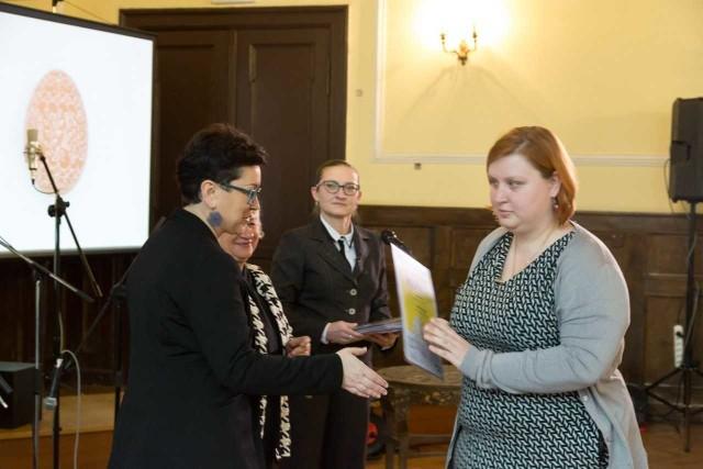 Konkurs na najpiękniejsze kroszonki w województwie śląskim organizuje corocznie Muzeum Górnośląskie w Bytomiu