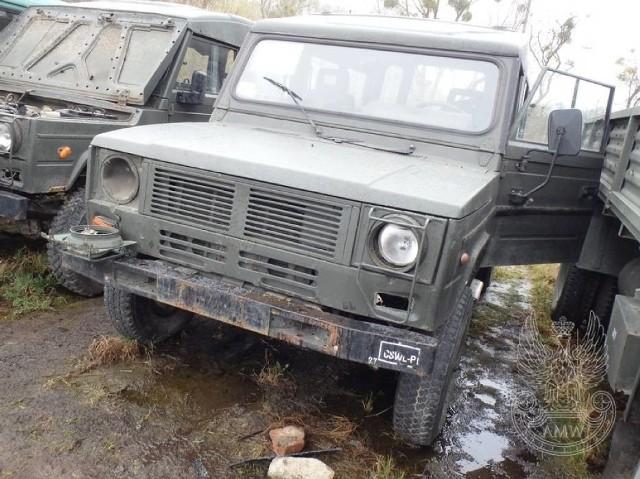 cc00bd6e7aaa16 Agencja Mienia Wojskowego wyprzedaje sprzęt wojskowy CENY + ZDJĘCIA ...