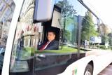 Ale cudeńko! W Bielsku-Białej testują elektryczny autobus mercedesa