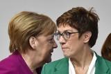 Nowa przewodnicząca CDU wybrana! Annegret Kramp-Karrenbauer zastąpi Angelę Merkel