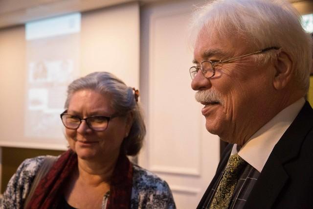 Postać marszałka Mannerheima białostoczanom chcą przybliżyć Anna Kulicka Soisalon - Soininen i jej mąż Jukka, fiński dziennikarz