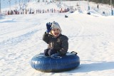 Snowtubing w Niestachowie - atrakcja dla najmłodszych