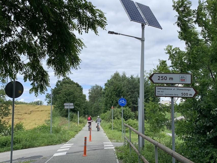 Żelazny Szlak Rowerowy jest po polskiej stronie dobrze opisany