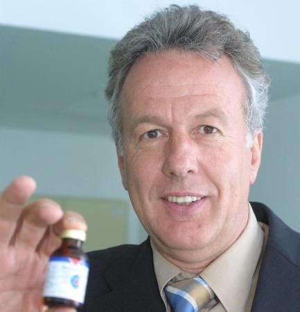 - Pod względem wielkości produkcji preparatów i leków dla zwierząt hodowlanych i domowych, jesteśmy 12 firmą na świecie i trzecią w branży w kraju - mówi Wolfgang Haag, dyrektor generalny gorzowskiego Biowetu