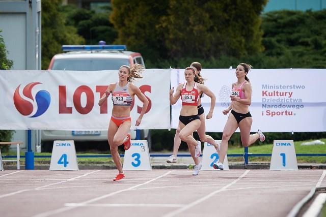 Natalia Kaczmarek dzięki świetnej formie na Akademickich Mistrzostwach Polski może polecieć na igrzyska do Tokio!