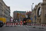 12 grudnia Dworcowa w Katowicach zostanie całkowicie zamknięta dla ruchu ZDJĘCIA