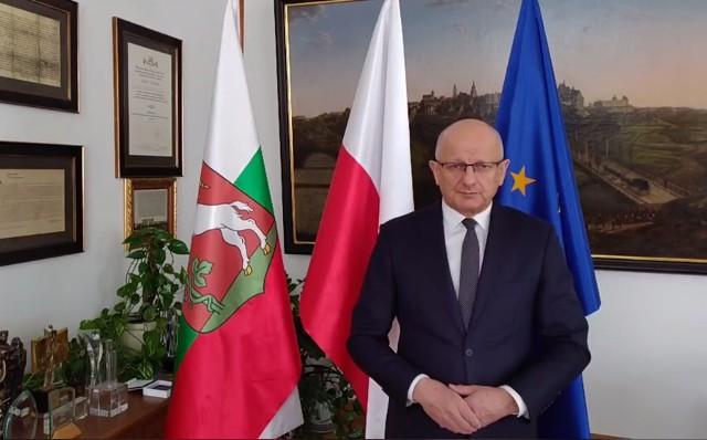 Prezydent Lublina, Krzysztof Żuk mówi, że zorganizowanie wyborów 10 maja, będzie niemożliwe