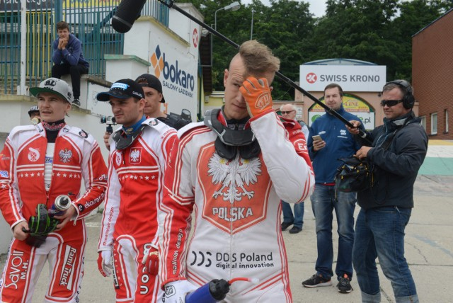 Krystian Pieszczek liczy, że regularne starty w Grudziądzu otworzą mu drogę do Drużynowego Pucharu Świata.