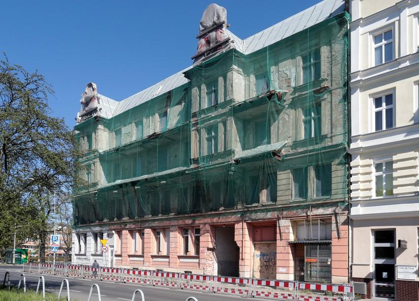 Dawny Hotel Piast w Szczecinie doczeka się remontu?