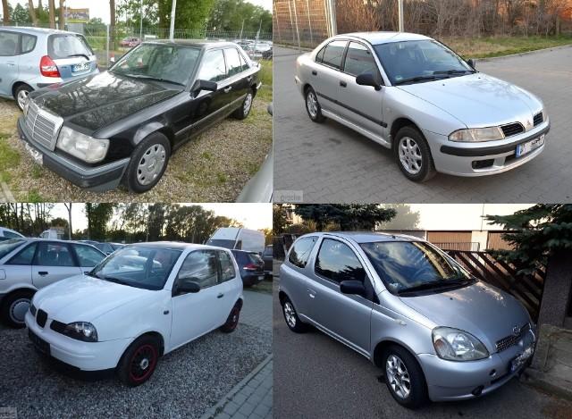 Na portalu ogłoszeniowym gratka.pl znaleźć można wiele ciekawych ofert sprzedaży auta. Specjalnie dla Was wybralismy najtańsze oferty z województwa zachodniopomorskiego.Wszystkie oferty znajdziesz w tym miejscuZobacz także Auto na abonament, które wynajmiesz podczas robienia zakupów