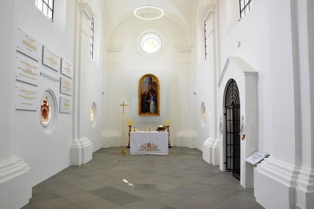 Kaplica zamkowa św. Anny przy Zamku Sułkowskich w Bielsku-Białej odzyskała dawną świetność