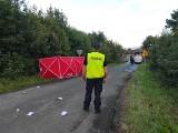 Tucholska policja o tym, jak doszło do śmiertelnego wypadku w gminie Kęsowo