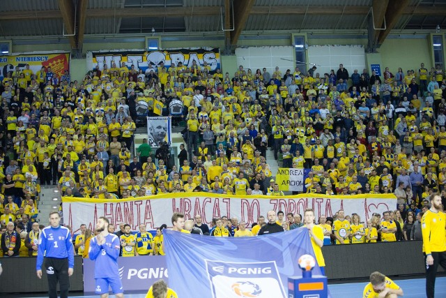 Na ostatni w tym sezonie meczu PGNiG Superligi Łomża Vive Kielce - Orlen Wisła Płock będą mogli wejść kibice.