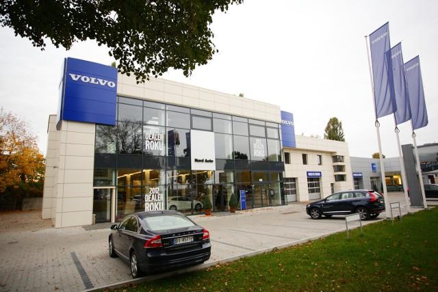 Nord Auto - Autoryzowany Dealer Volvo  Białymstoku najlepszym dealerem tej marki w Polsce