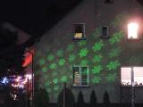 Boże Narodzenie 2020. Świąteczne dekoracje w Małkini Górnej, 26.12.2020