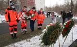 15. rocznica największej katastrofy budowlanej w Polsce. Zawaliła się hala MTK w Katowicach. Dziś upamiętnili ofiary tej tragedii